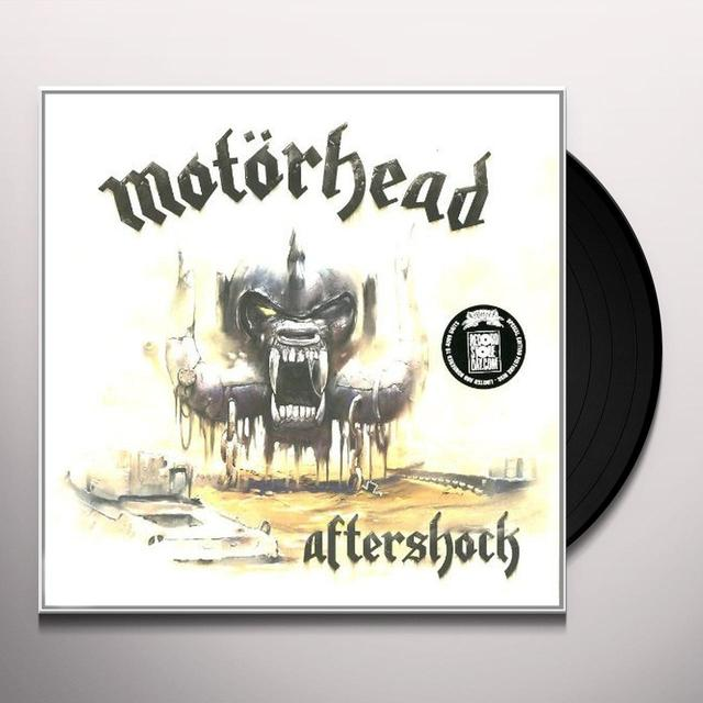 Motorhead AFTERSHOCK Vinyl Record - Picture Disc, 180 Gram Pressing