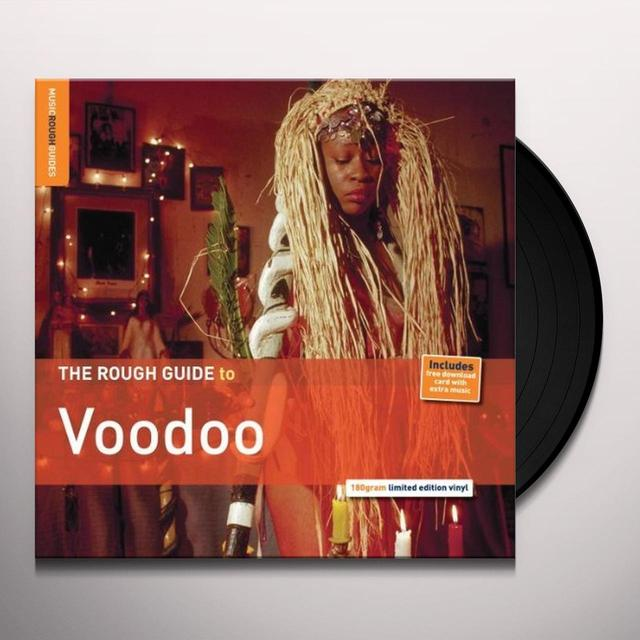 ROUGH GUIDE TO VOODOO / VARIOUS (DLCD) (OGV) ROUGH GUIDE TO VOODOO / VARIOUS Vinyl Record - 180 Gram Pressing, Digital Download Included