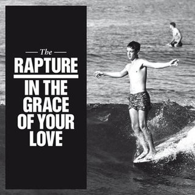 Rapture IN THE GRACE OF YOUR Vinyl Record