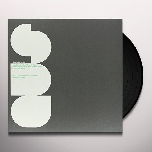 Gerry Read SHRUBBY EP (EP) Vinyl Record