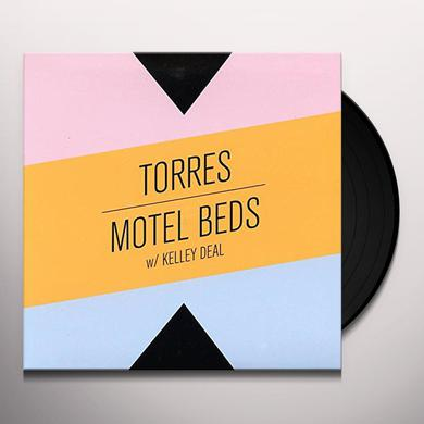 TORRES / MOTEL BEDS HARSHEST LIGHT / TROPICS OF THE SAND Vinyl Record
