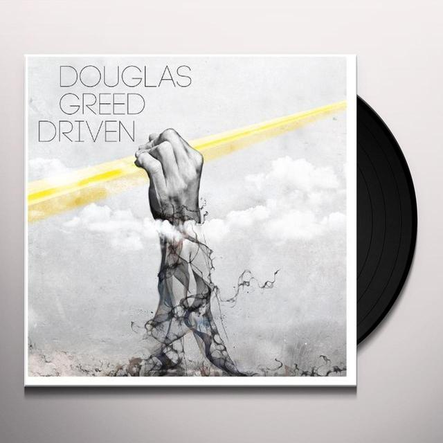 Douglas Greed DRIVEN (BONUS CD) Vinyl Record