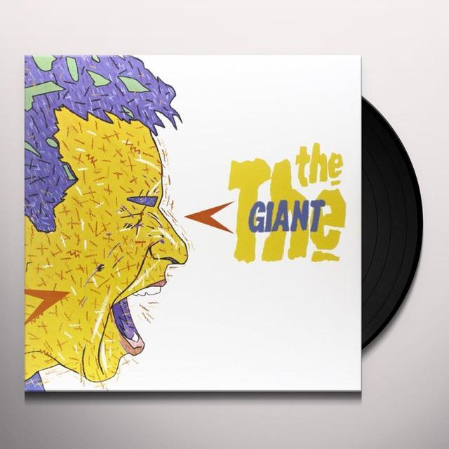 The The. GIANT Vinyl Record