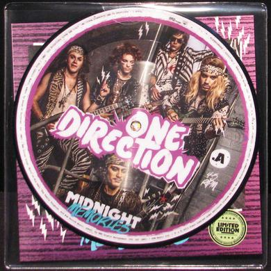 One Direction Vinyl - Midnight Memories