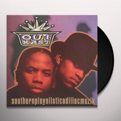 Outkast SOUTHERNPLAYALISTICADILLACMUZIK Vinyl Record