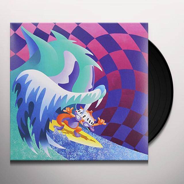 Mgmt CONGRATULATIONS Vinyl Record - 180 Gram Pressing