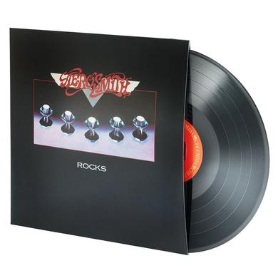 Aerosmith ROCKS Vinyl Record