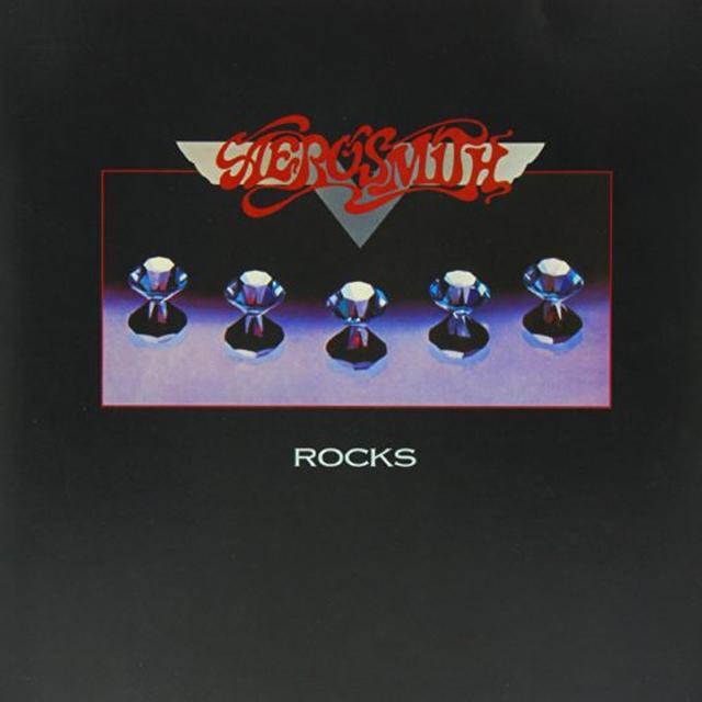 Aerosmith ROCKS Vinyl Record