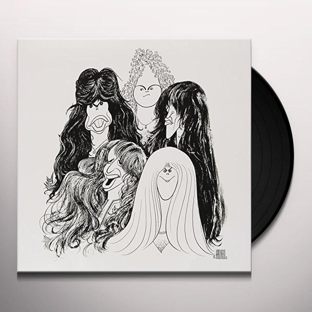 Aerosmith DRAW THE LINE Vinyl Record - 180 Gram Pressing
