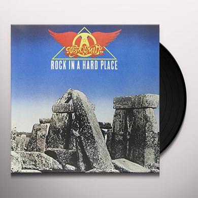 Aerosmith ROCK IN A HARD PLACE Vinyl Record