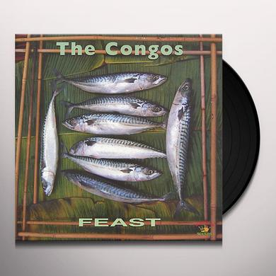 Congos FEAST Vinyl Record