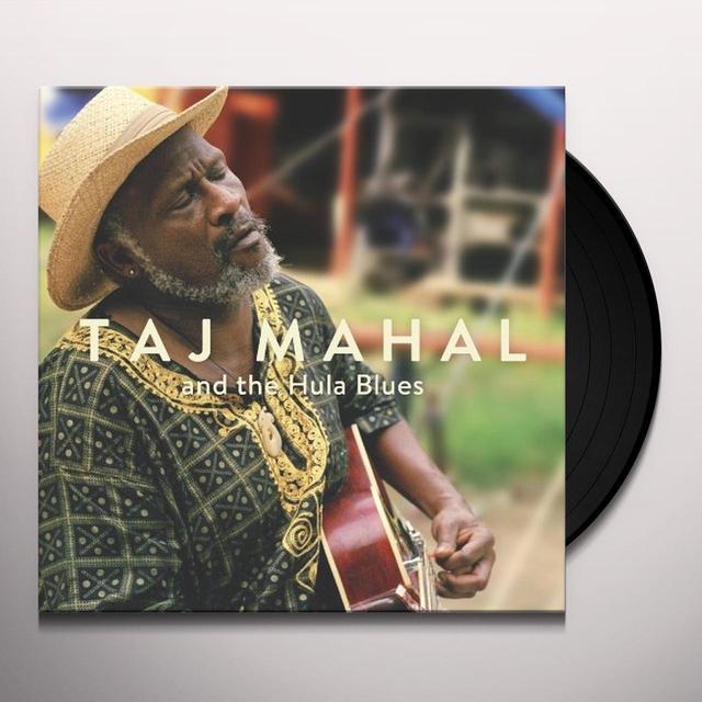 TAJ MAHAL & THE HULA BLUES Vinyl Record