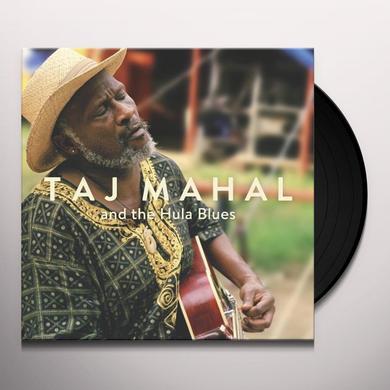 TAJ MAHAL & THE HULA BLUES Vinyl Record - UK Import