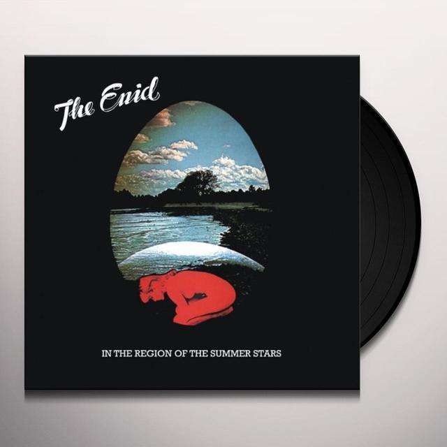 Enid IN THE REGION OF THE SUMMER STARS Vinyl Record