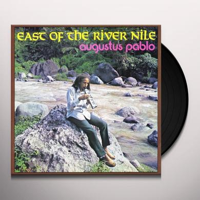 Augustus Pablo EAST OF THE RIVER NILE Vinyl Record