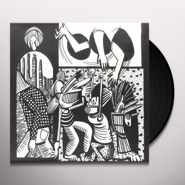 Burnt Hills NON COMPOS MENTIS Vinyl Record