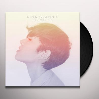 Kina Grannis ELEMENTS Vinyl Record