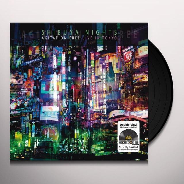 Agitation Free SHIBUYA NIGHT Vinyl Record - Limited Edition
