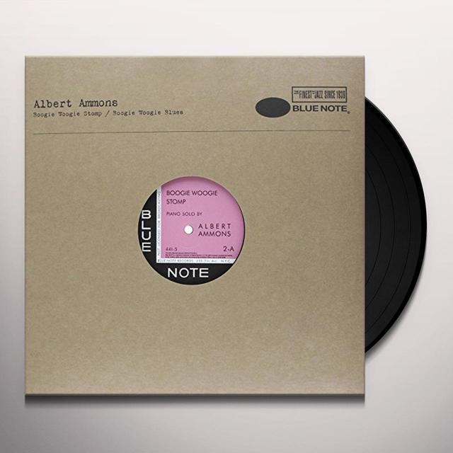 Albert Ammons BOOGIE WOOGIE STOMP Vinyl Record