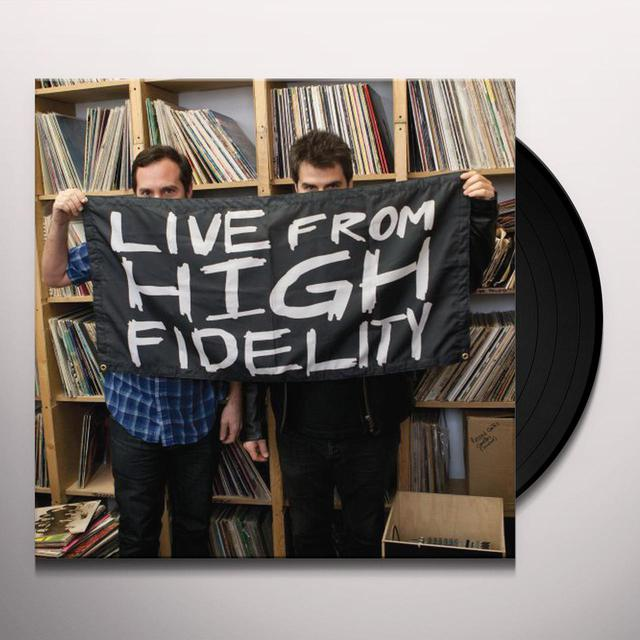 LIVE FROM HIGH FIDELITY: BEST OF THE PODCAST / VAR Vinyl Record