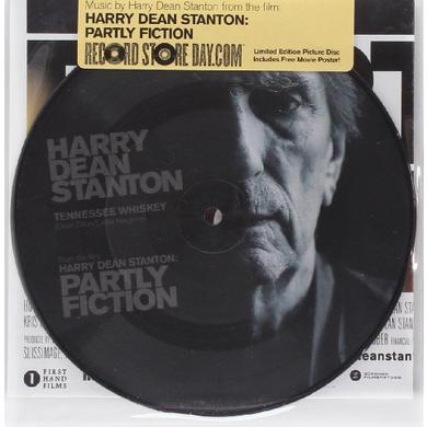 Harry Dean Stanton PARTLY FICTION Vinyl Record