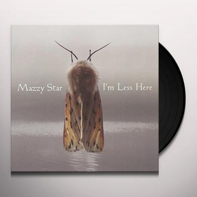 Mazzy Star I'M LESS HERE Vinyl Record