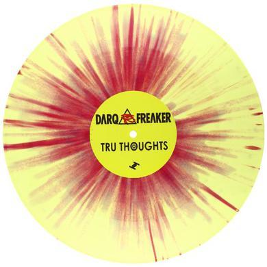 Darq E Freaker IRONSIDE Vinyl Record