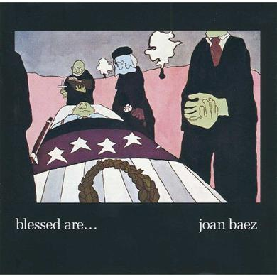Joan Baez BLESSED ARE Vinyl Record