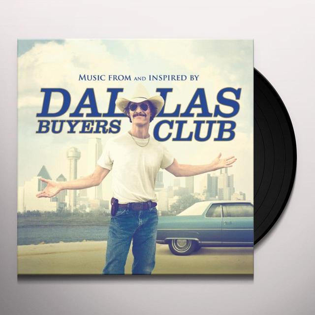 Dallas Buyers Club / O.S.T. (Hol) DALLAS BUYERS CLUB / O.S.T. Vinyl Record - Holland Import