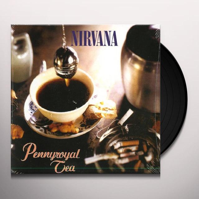 Nirvana PENNYROYAL TEA Vinyl Record