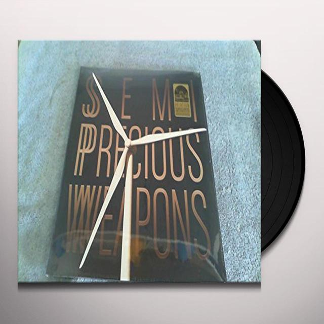 Semi Precious Weapons AVIATION Vinyl Record