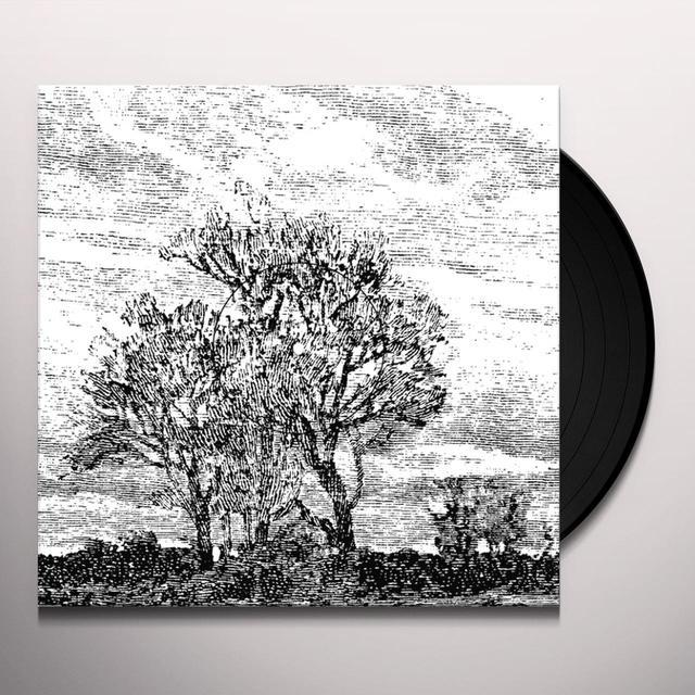 Nax Acid PURPLE FLOWER ON THE MOON Vinyl Record