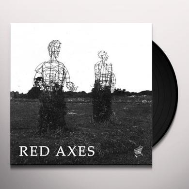 Red Axes KICKS OUT OF YOU Vinyl Record