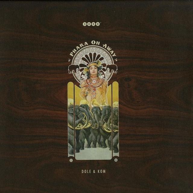 Dole & Kom PHARA OH AWAY Vinyl Record