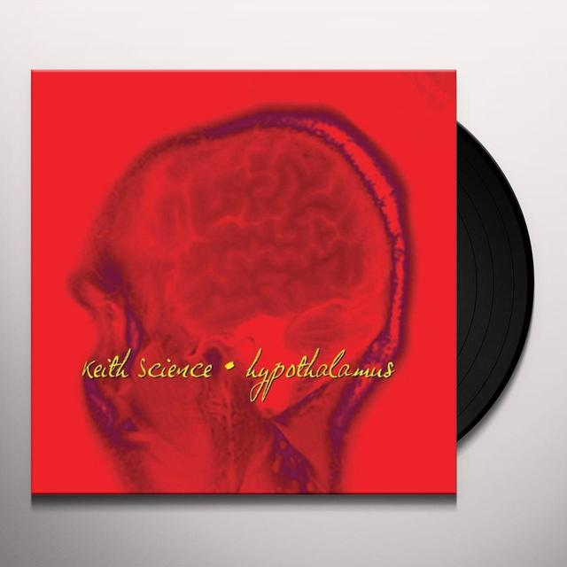 Keith Science HYPOTHALAMUS Vinyl Record
