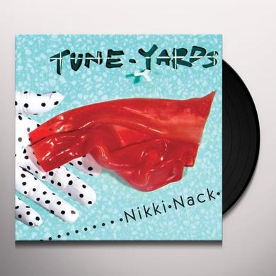 Tune-Yards NIKKI NACK Vinyl Record