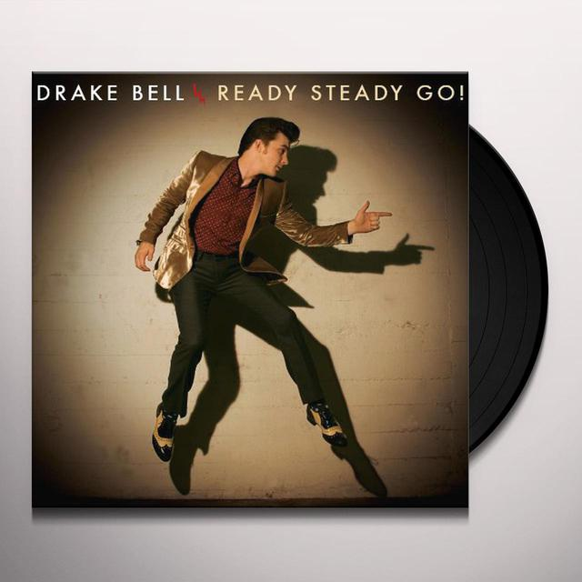 Drake Bell READY STEADY GO Vinyl Record
