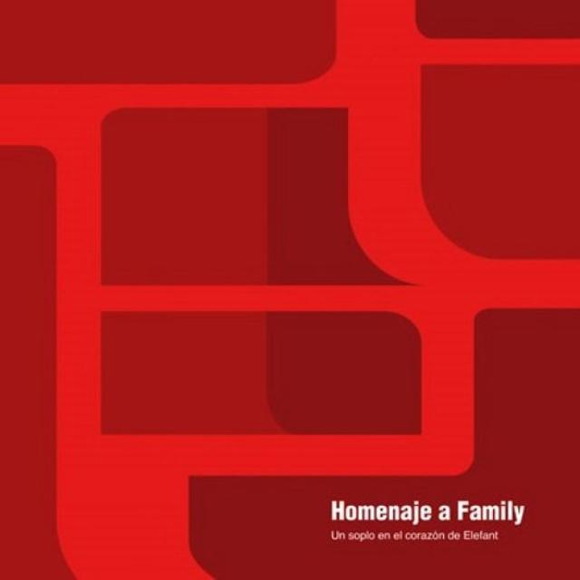 Homenaje A Family: Soplo En Corazon Elefant / Var