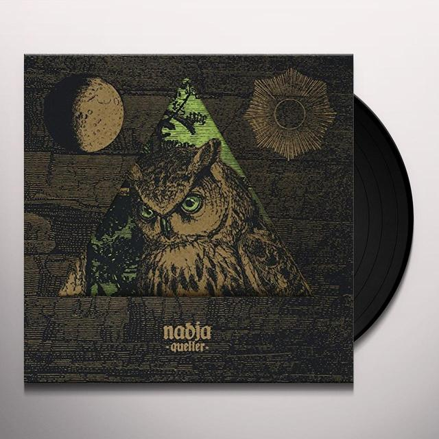 Nadja QUELLER Vinyl Record - Limited Edition