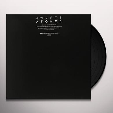 Winged Victory For The Sullen ATOMOS (EP) Vinyl Record