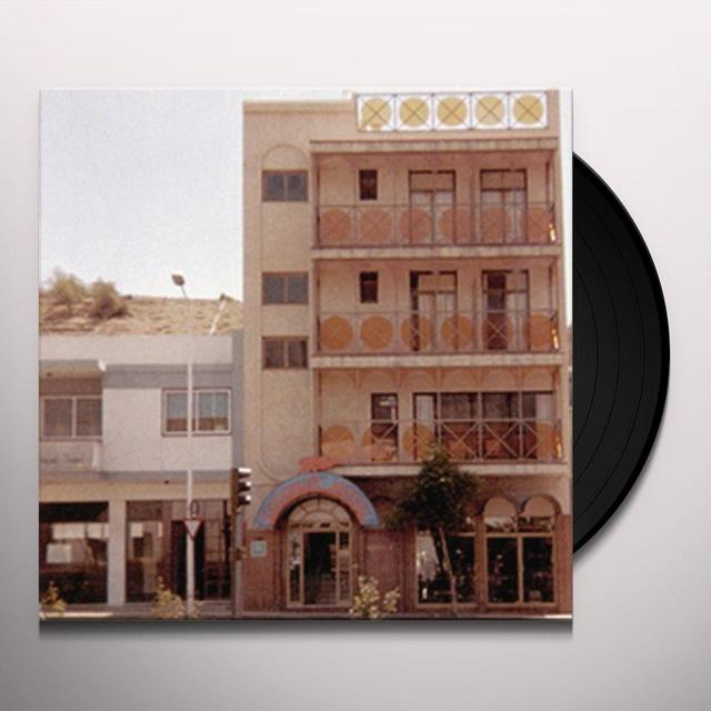 The Red Krayola COCONUT HOTEL Vinyl Record