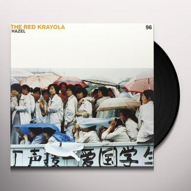 The Red Krayola HAZEL Vinyl Record - Reissue
