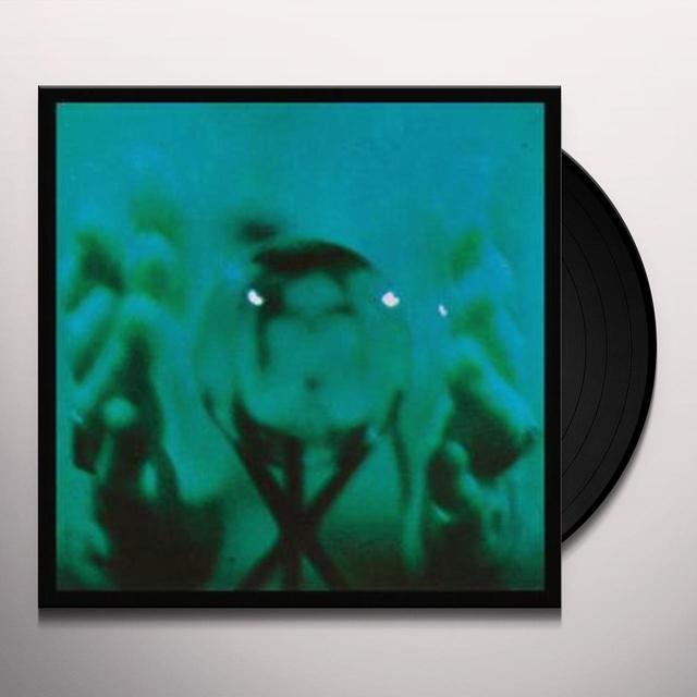 Umberto TEMPLE ROOM Vinyl Record