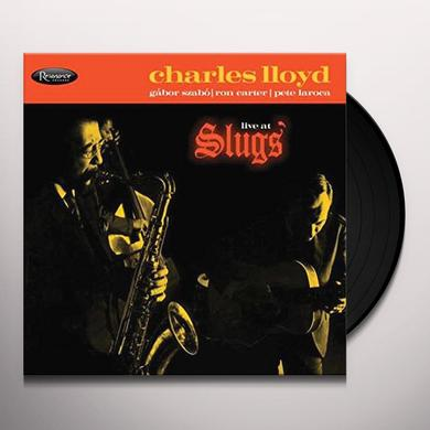 Charles Lloyd LIVE AT SLUG'S IN THE FAR EAST Vinyl Record