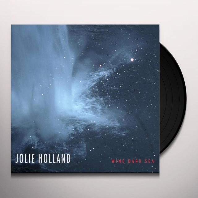 Jolie Holland WINE DARK SEA (BONUS CD) Vinyl Record