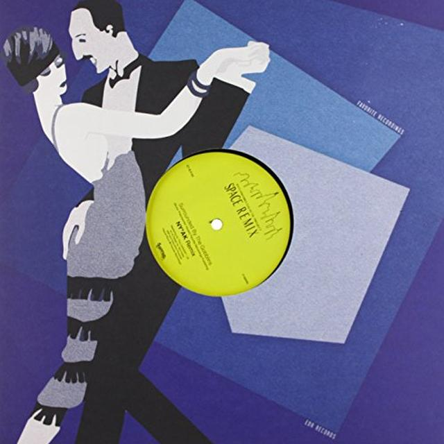 Patchworks Galactic Project SPACE REMIX Vinyl Record