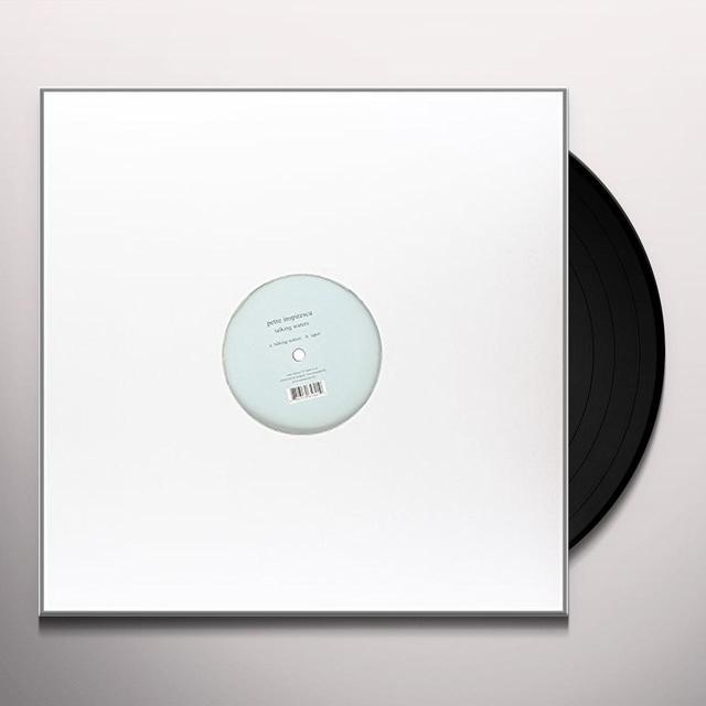 Petre Inspirescu TALKING WATERS Vinyl Record