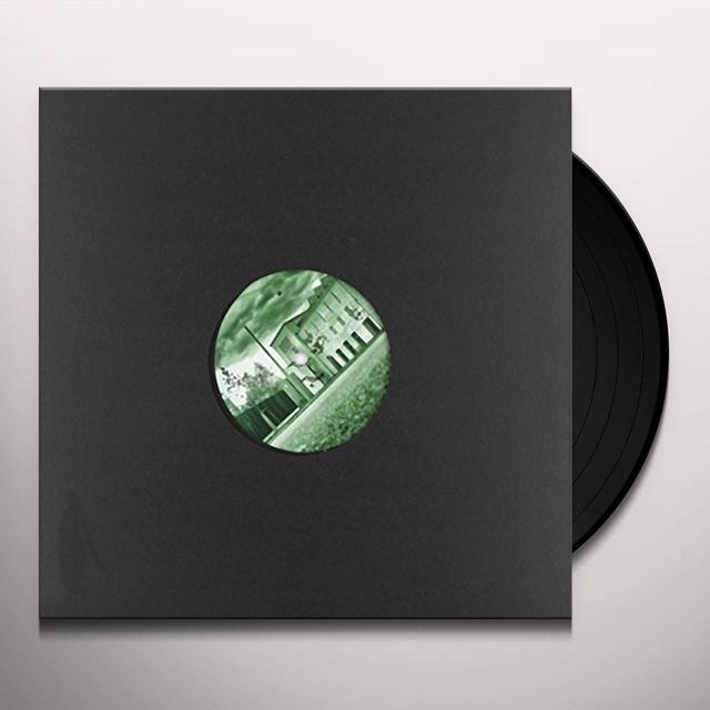 Andrea Oliva & Dj Le Roi CONTO 4056 EP Vinyl Record