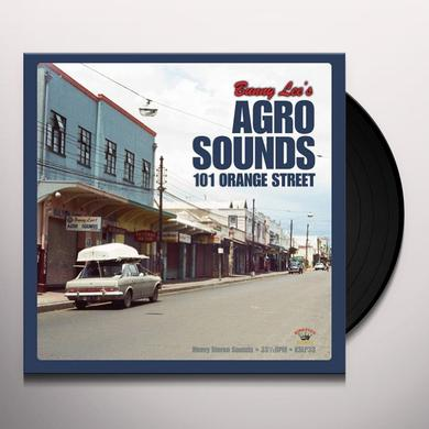 Bunny Lee AGRO SOUNDS 101 ORANGE STREET Vinyl Record