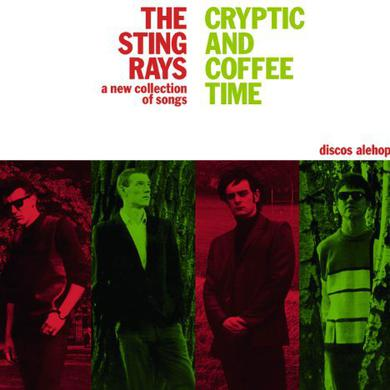 Sting-Rays CRYPTIC & COFFEE TIME Vinyl Record